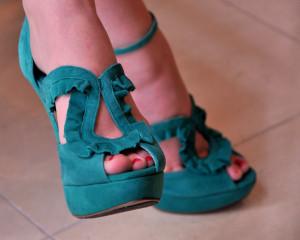 Fancy Shoes...!